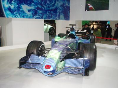 ホンダ F1 アースカー